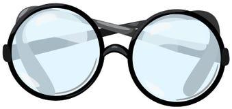 眼睛玻璃 库存照片