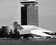眼睛电影学院,阿姆斯特丹 库存照片