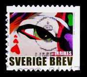 `眼睛`,艺术serie,大约2008年 免版税库存照片