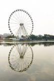 眼睛ferris马来西亚轮子 图库摄影