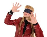 眼罩 免版税库存图片