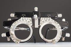 眼镜师 免版税库存照片