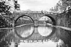 眼镜桥梁 免版税图库摄影