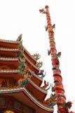 眼镜蛇中国人寺庙 图库摄影