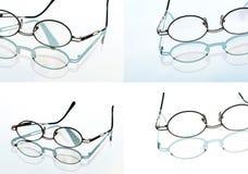 眼镜 库存图片
