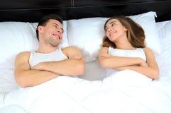 睡觉 免版税库存照片