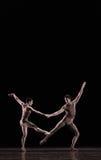瞬间古典芭蕾` Austen汇集` 免版税库存图片