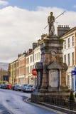 1798矛兵纪念碑 tralee 爱尔兰 库存图片