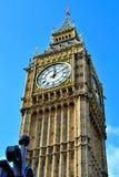 知名的大厦在伦敦-英国 免版税库存图片