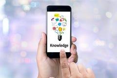 知识专门技术智力学会知识 图库摄影