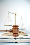 知识法律 图库摄影