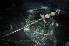 短剑 库存照片