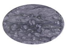 短剖面宝石纹理的模仿 在白色背景隔绝的自然大理石纹理 矿物石头 库存图片