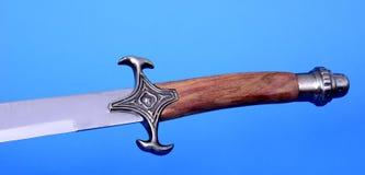 短弯刀剑 免版税库存图片