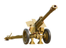 短程高射炮 库存照片