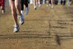 短跑 免版税库存照片