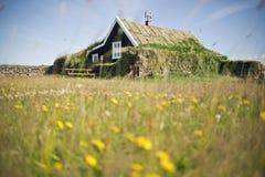 矮小的房子s 免版税库存照片