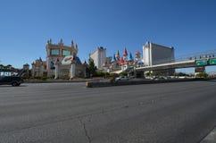 石中剑酒店,拉斯维加斯,运输,路,高速公路,基础设施 库存照片
