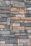 石制品墙壁为作为背景的使用 库存照片