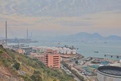 石匠跨接,香港 免版税库存图片