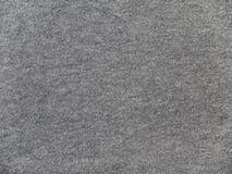 石南花灰色针织品织品纹理 免版税图库摄影