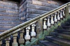 石台阶 库存图片