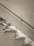 石台阶35 库存照片