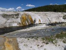 黄石国家公园在美国 免版税库存照片