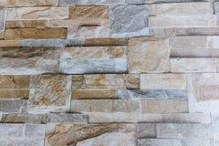 石块地板 墙壁 背景砖老纹理墙壁 免版税图库摄影