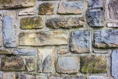 石块墙壁背景特写镜头  库存照片