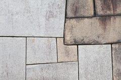 石块墙壁背景 免版税库存图片