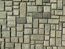 石块墙壁 库存图片