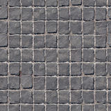 石块无缝的Tileable纹理。 库存照片
