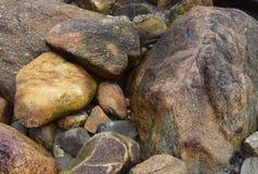 石块海岛晃动18 库存照片