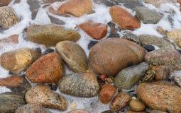 石块海岛晃动19 免版税库存照片