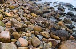 石块海岛晃动20 库存照片
