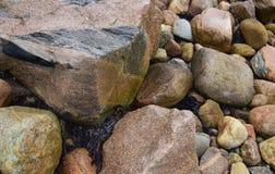 石块海岛晃动21 免版税库存图片