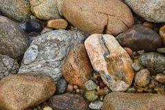 石块海岛晃动5 免版税库存图片