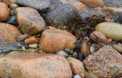 石块海岛晃动6 免版税库存图片