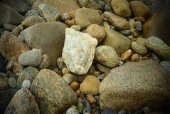 石块海岛晃动7 免版税库存照片