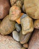 石块海岛晃动12 库存图片