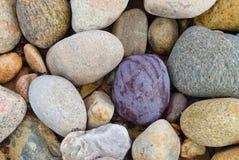 石块海岛晃动25 图库摄影