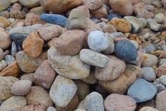 石块海岛晃动26 免版税库存照片