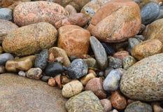 石块海岛晃动27 免版税图库摄影