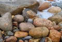 石块海岛晃动28 库存照片