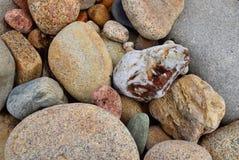 石块海岛晃动29 图库摄影