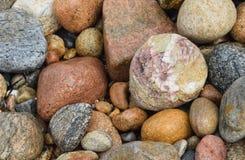 石块海岛晃动33 免版税库存照片