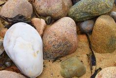 石块海岛晃动36 库存照片