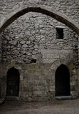 石城堡 免版税库存图片