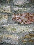 石墙石工 图库摄影
